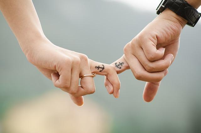 tetováné kotvičky