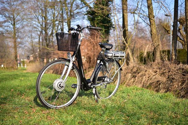e-bike dámské