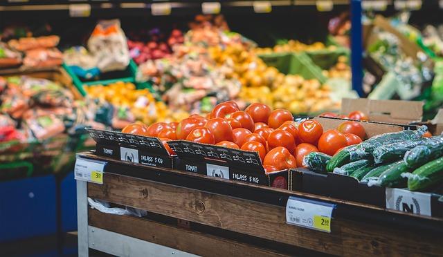 obchod se zeleninou