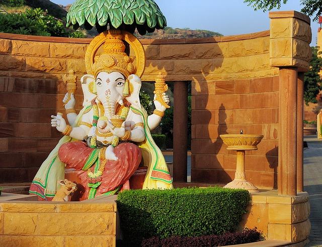 bůh Ganesh